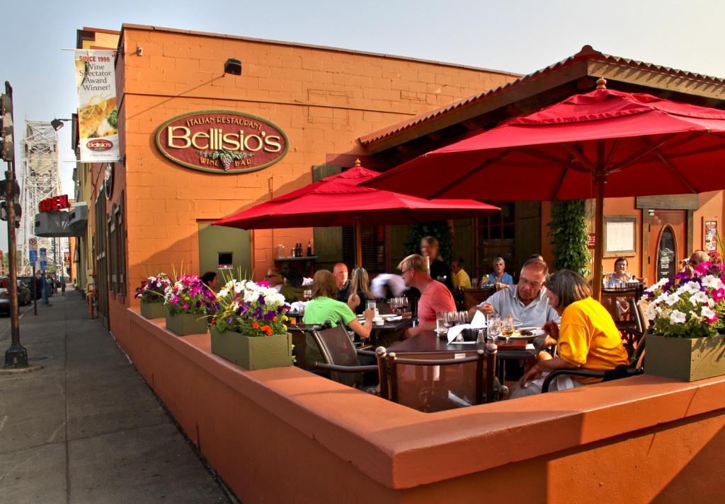 Bellisio S Italian Restaurant Duluth Mn